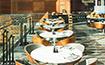 ル・メリディアン・バンコクのテラス