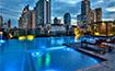 ラディソン・ブル・プラザ・バンコクのプール