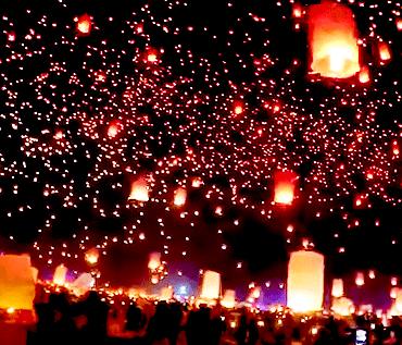 ロイクラトン祭り