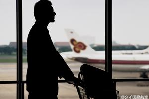 タイ国際航空ビジネスクラスイメージ